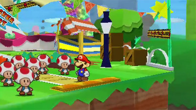 Screenshot - Paper Mario: Sticker Star