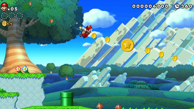 Screenshot - New Super Mario Bros. U