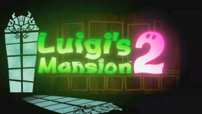 Luigi's Mansion: Dark Moon Screenshot - Luigi's Mansion 2