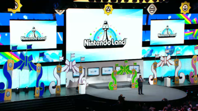 E3 2012 Screenshot - Nintendo Land
