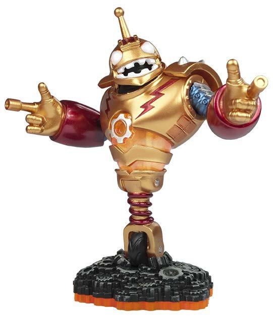 skylanders: Giants bouncer