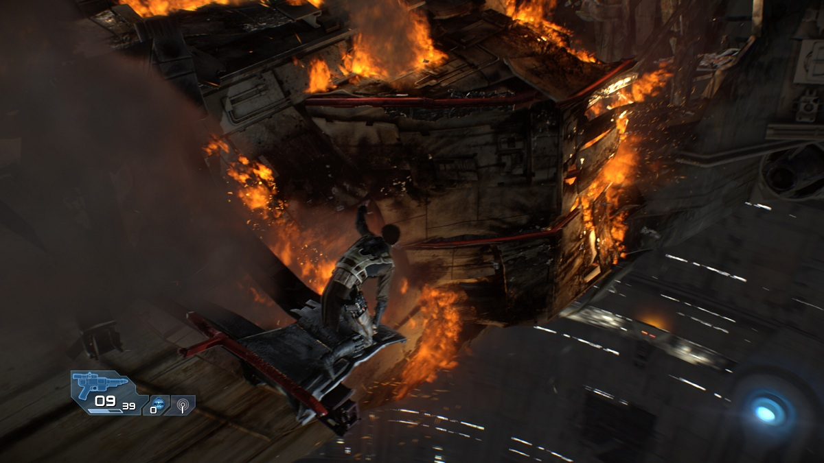 Star Wars 1313 screenshot
