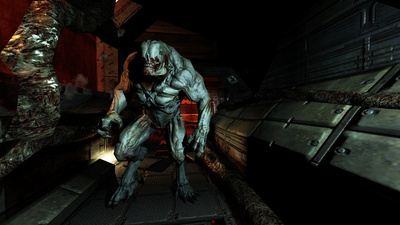 Doom 3 BFG Edition Screenshot - Doom 3 BFG
