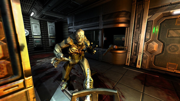 Doom 3 BFG Edition Screenshot - Doom 3 BFG - 3