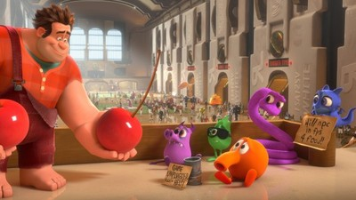 Wreck-It Ralph (2012) Screenshot - Wreck-It Ralph