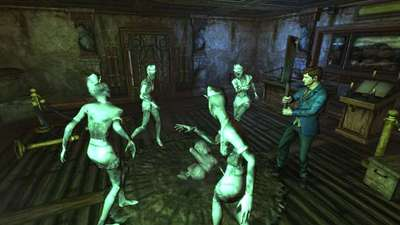 Silent Hill: Book of Memories Screenshot - Silent Hill: Book of Memories