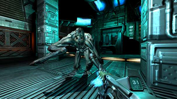 Doom 3 Screenshot