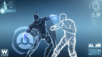 Batman: Arkham City Armored Edition Screenshot - 1107233