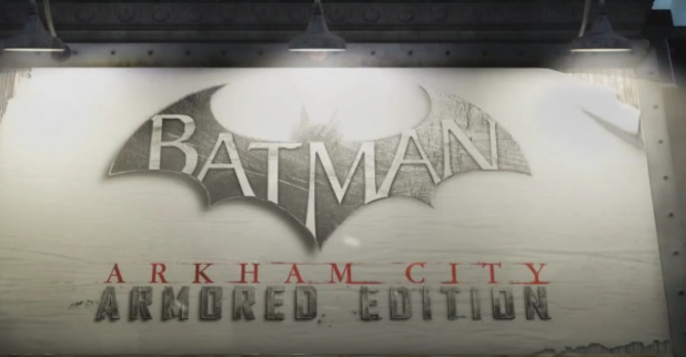 Batman: Arkham City Armored Edition Image