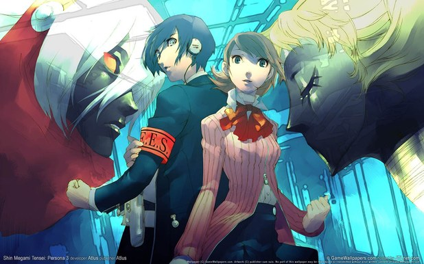 Persona 3 FES Screenshot - Persona 3