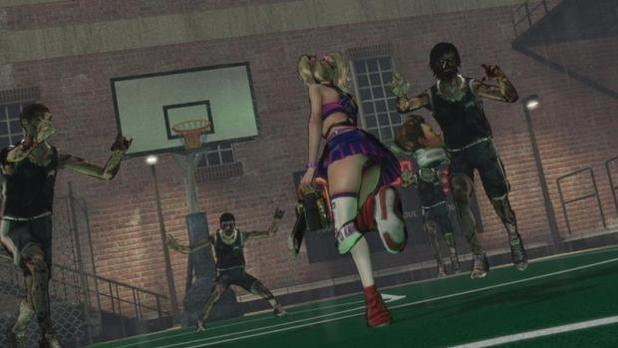 Lollipop Chainsaw Screenshot - 1107306