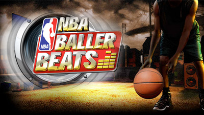 NBA Baller Beats Screenshot - NBA Baller Beats logo