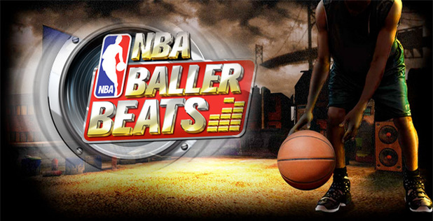 NBA Baller Beats logo