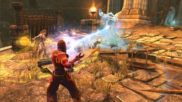 Neverwinter MMO preview E3 2012