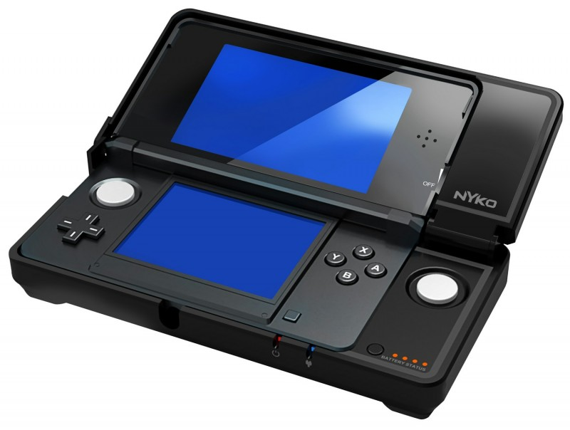 Nyko Nintendo 3DS Power Grip Pro