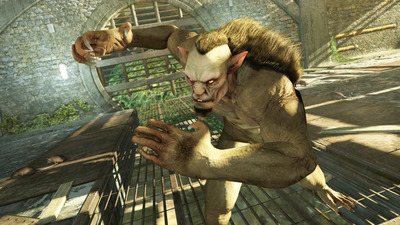 The Amazing Spider-Man: The Game Screenshot - ASM - Vermin