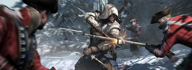 Assassin's Creed III Screenshot - 1107459