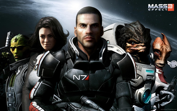 Mass Effect 3 Screenshot - 1107468