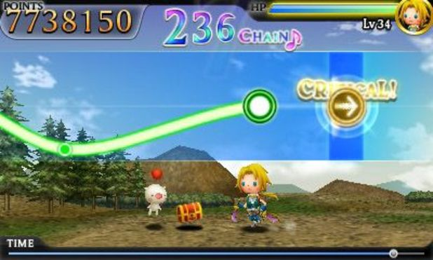 Theatrhythm - 1