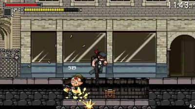 Wizorb Screenshot - Mercenary Kings - main