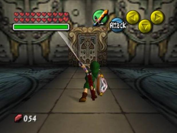 The Legend of Zelda: Majora's Mask 3D Screenshot - Zelda - Majora's Mask