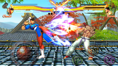 Street Fighter X Tekken Screenshot - Street Fighter X Tekken Mobile