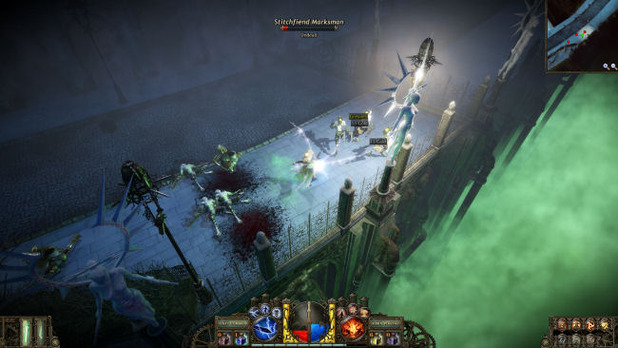 The Incredible Adventures of Van Helsing Screenshot - Van Helsing - 7
