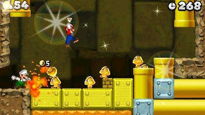 New Super Mario Bros 2 Screenshot - 1107725