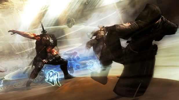 Ninja Gaiden 3: Razor's Edge Screenshot - 1107737
