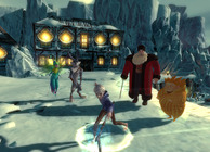 Rise of the Guardians Image