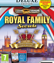 Hidden Mysteries: Royal Family Secrets Boxart