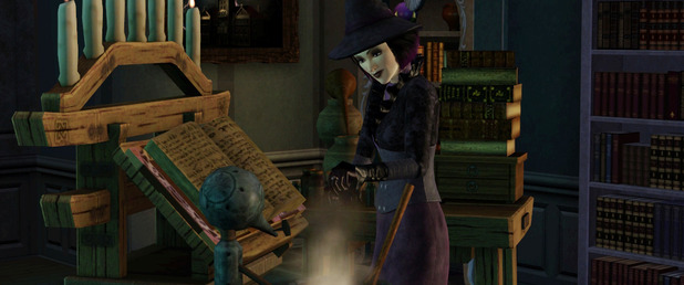 The Sims 3 Supernatural - Feature
