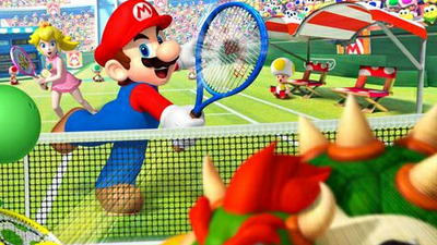 Mario Tennis Open Screenshot - 1108242