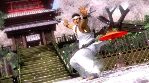 Dead or Alive 5 Screenshot - 1108252