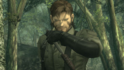 Metal Gear Solid HD Collection Screenshot - metal gear solid hd collection ps vita