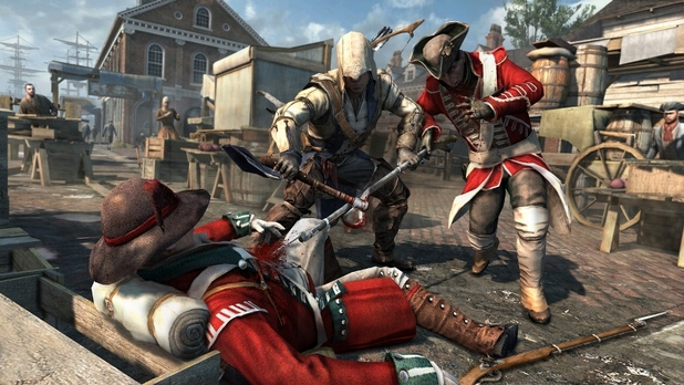 Assassin's Creed III Screenshot - 1108428