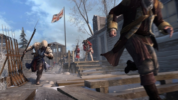 Assassin's Creed III Screenshot - 1108431