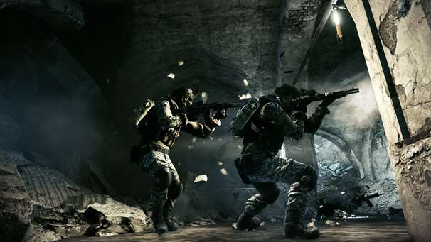 Battlefield 3 Close Quarters Screenshot