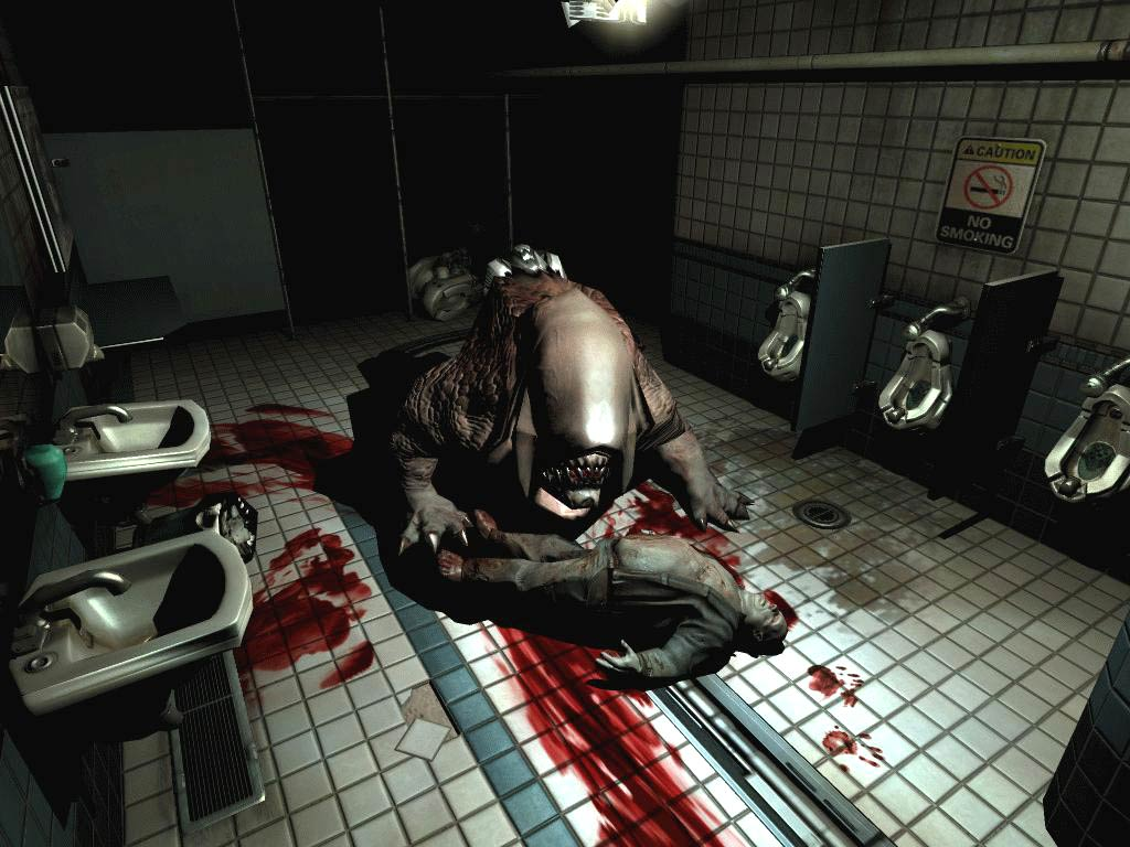 Doom 3 Screenshot PC