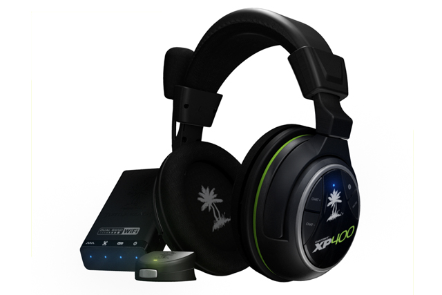 Turtle Beach XP400 headphones