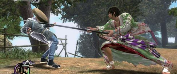 Way of the Samurai 4 - Feature