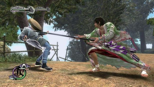 Way of the Samurai 4 Screenshot - 1108493