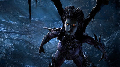 StarCraft II: Heart of the Swarm Screenshot - 1108499