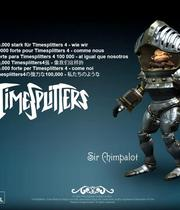 TimeSplitters Future Perfect Boxart
