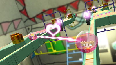 Super Monkey Ball: Banana Splitz Screenshot - Super Monkey Ball: Banana Splitz