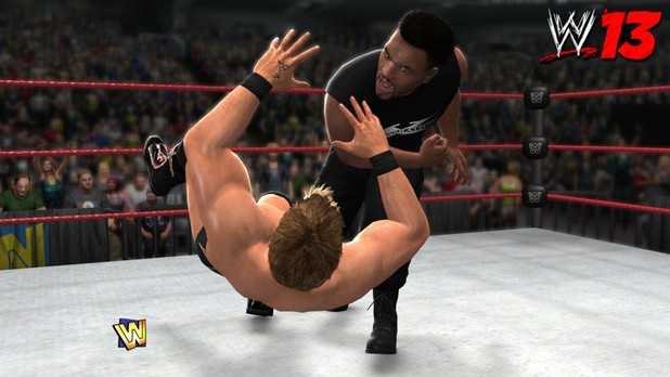 WWE 13 - Feature