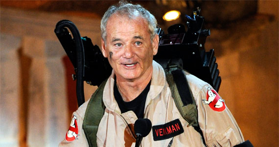 bill murray ghostbusters III