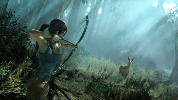 Tomb Raider Screenshot - Tomb Raider