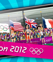 London 2012 – Official Mobile Game Boxart