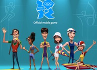 London 2012 – Official Mobile Game Image